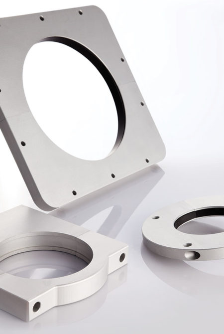 Lightweight Mounting Accessories
